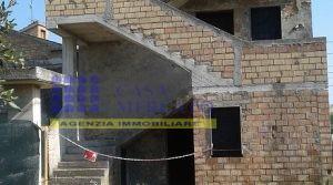 ORTONA VENDESI PORZIONE DI CASA IN LOCALITA' VILLA ROGATTI