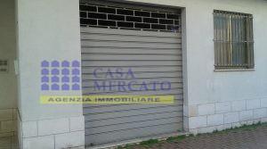Ortona, Corso Della Libertà, affittasi magazzino a piano terra