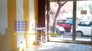 LOCALE COMMERCIALE – Via Italica