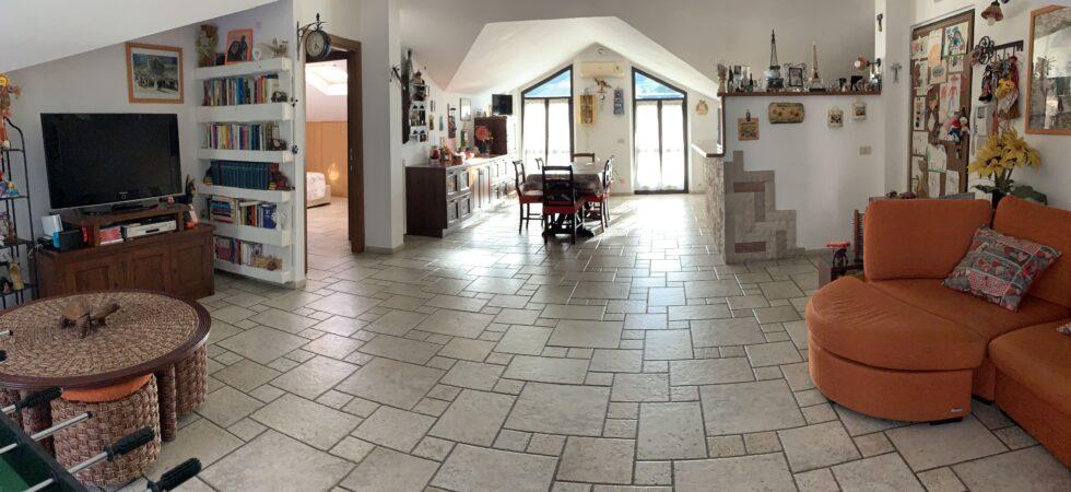 S. Vito Marina appartamento 128mq con garage