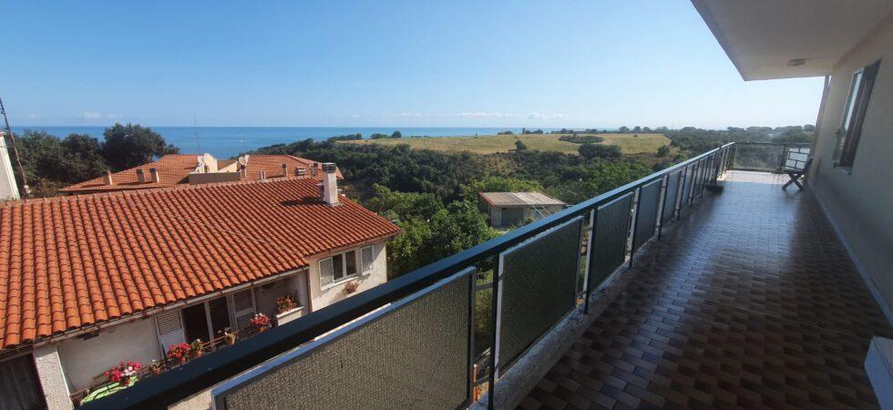 S. Vito appartamento 110mq vista mare e terrazzo di 70mq